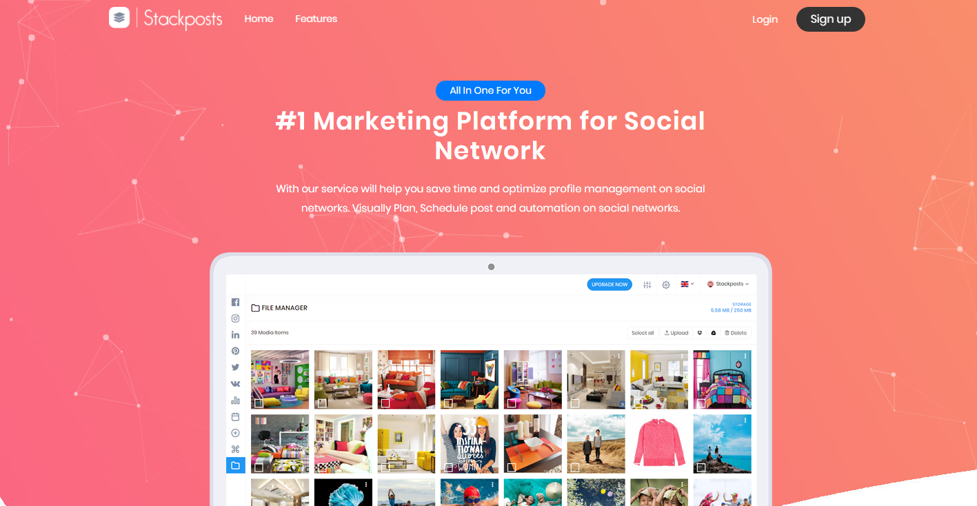 Stackposts And Grameasy No Configs Given Error Fixed Amazcode Instagram Posting Schedule Social Marketing Tools Instagram Schedule