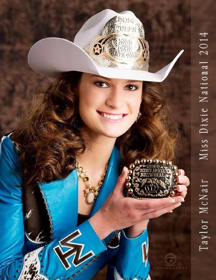 7f806ef0f Miss Dixie National 2014 - Taylor McNair wearing a custom made ...