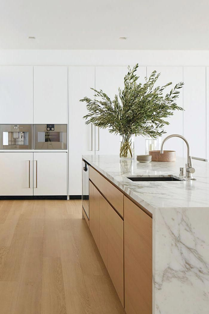 Sleek and Sophisticated Minimalist Kitchens Ideas to Try Out #minimalistkitchen