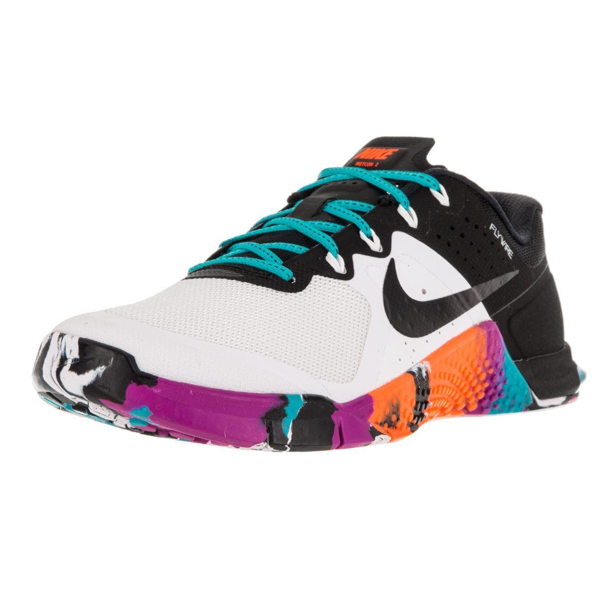 727d861a7d Nike Women's Metcon 2 /Black/Gamma Blue/ Vlt Training Shoe | my ...
