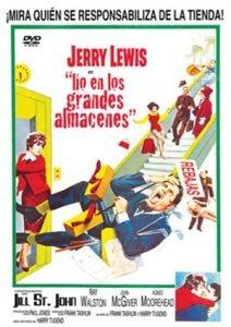 Lío en los Grandes Almacenes(Who's Minding the Store?,1963) Vista el25-dic-16