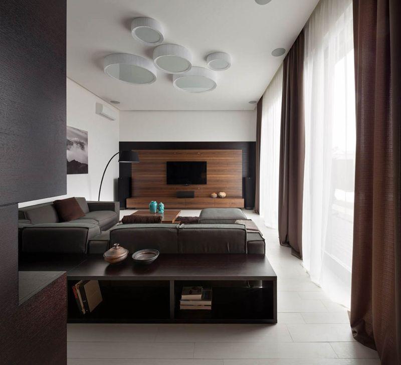Wohnungsgestaltung vom ukrainischen NOTT Design Studio | Architektur ...