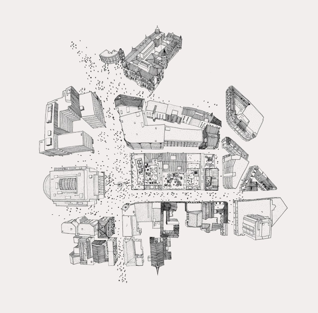 Architectural Review Neil Michels Civic School See The