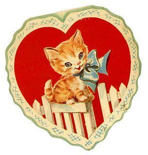 valentines day graphism