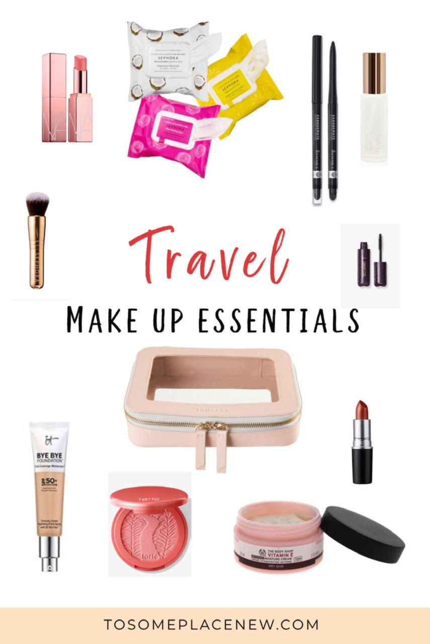 Best Travel Makeup Kit Essentials for your next trip