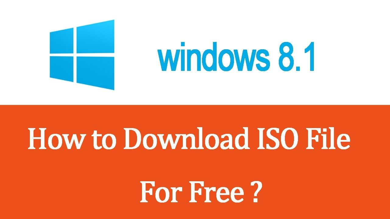 how to get windows 8 iso file