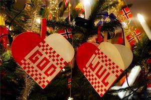 christmas buffet luncheon - Norwegian Christmas Decorations