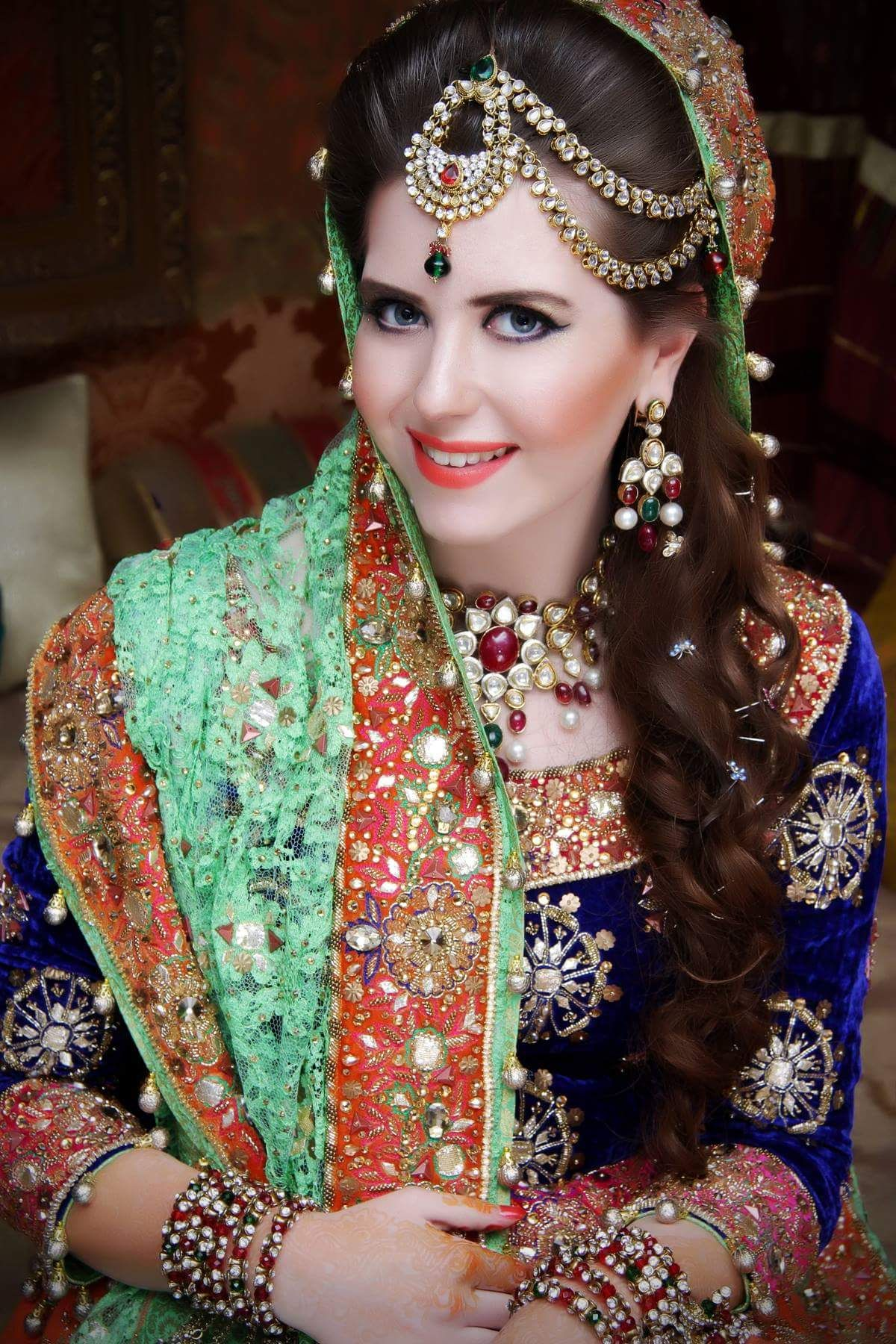 Makeup by allenora (With images) Pakistani bridal makeup