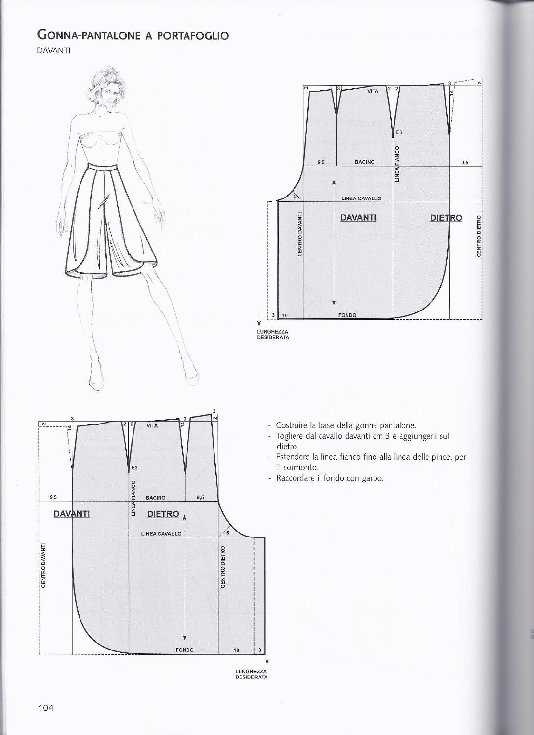 Pin de Mistol Algarroba en Costura | Pinterest | Patrones, Costura y ...