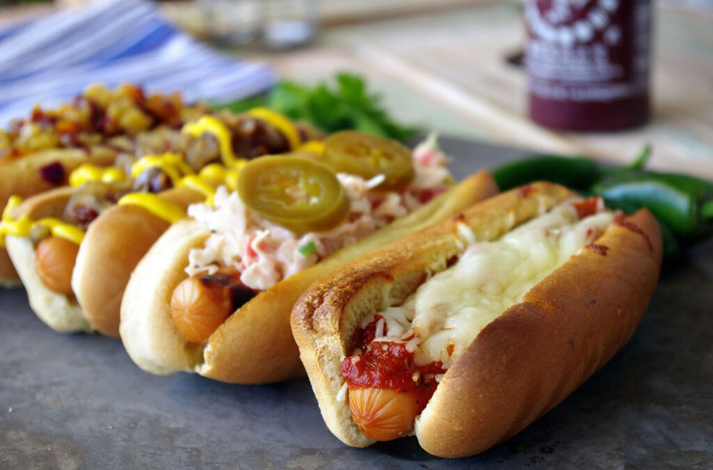 Recipes For Your Labor Day Dixie Chik Cooks Dixie Chik Cooks Hot Dogs Food