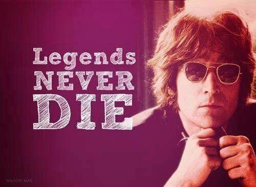 El vive eternamente...