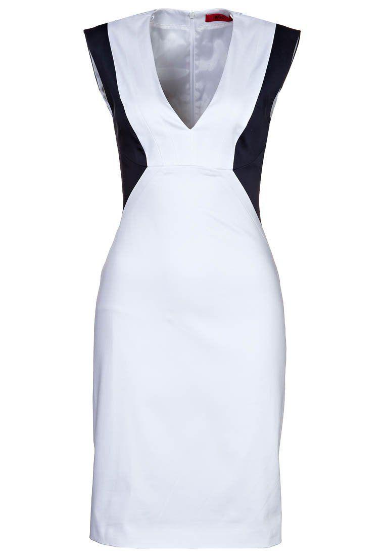 KIRCA - Cocktailkleid/festliches Kleid - weiß | Hugo boss and Fashion