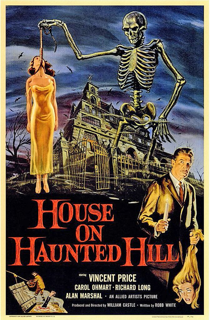 1959... House on haunted Hill | Flickr - Photo Sharing!