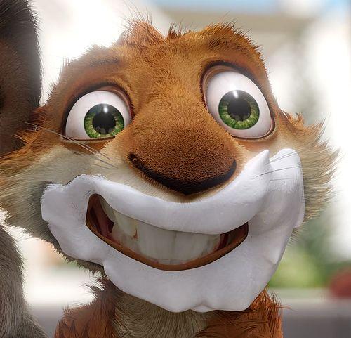 crazy rabid squirrel | Funny movies, Dreamworks movies ...