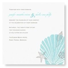 Beach Theme Wedding Invitations Themed weddings Wedding and Search