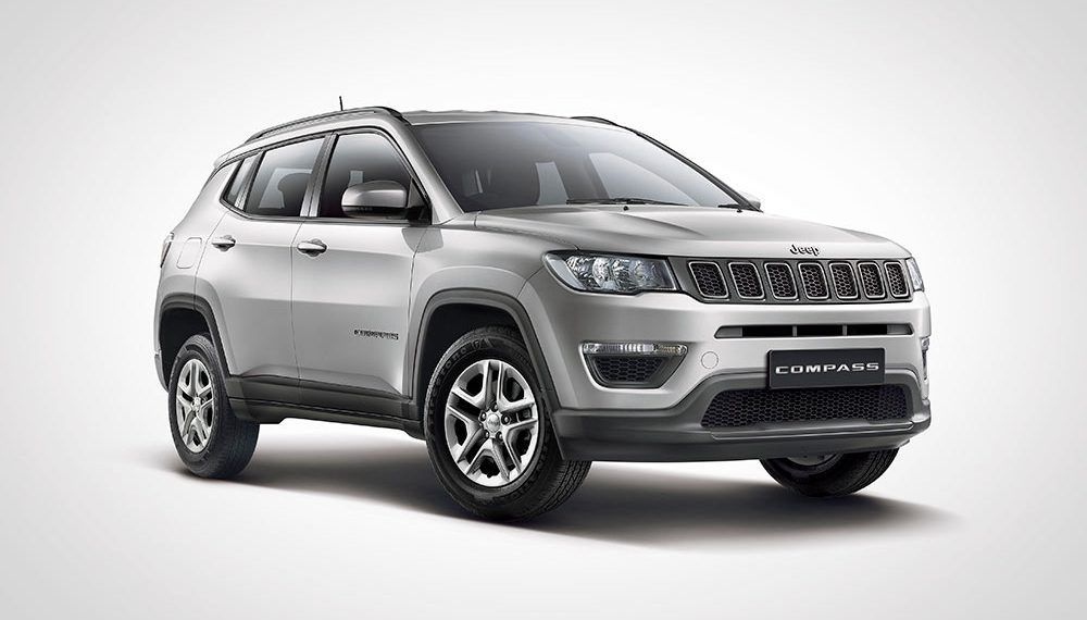 Jeep Compass Sport Plus Launched At Rs 15 99 Lakhs Ex Delhi Jeep Compass Sport Compass Sport Jeep Compass
