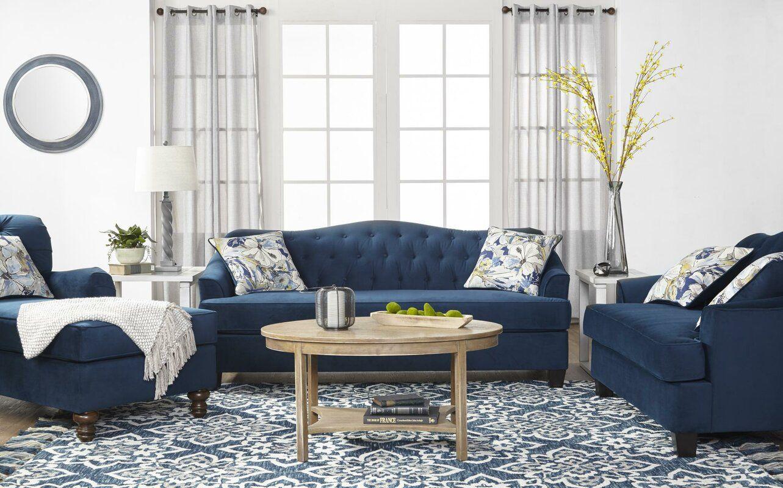 House Of Hampton Meade Configurable Living Room Set Reviews Wayfair Living Room Sets Sofa And Loveseat Set Living Room