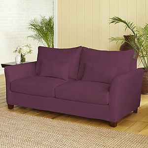 Do I dare to eat a peach Or buy a cheap purple couch For the