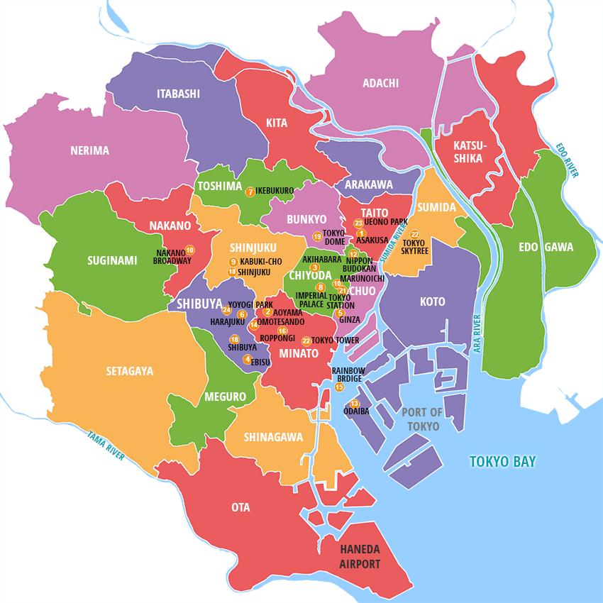 Tokyo travel map japan pinterest travel maps tokyo and tokyo tokyo travel map gumiabroncs Choice Image