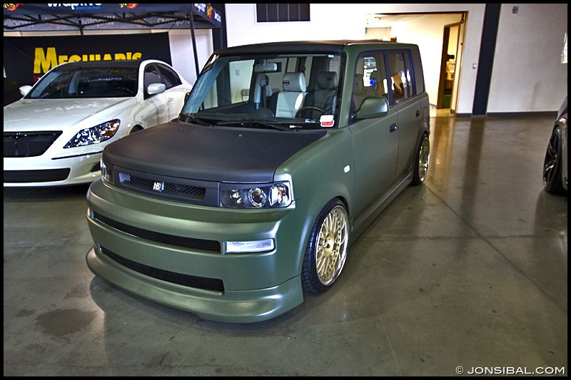 Jonsibal Blog Archive Show Time Toyota Scion Xb Scion Xb My Dream Car