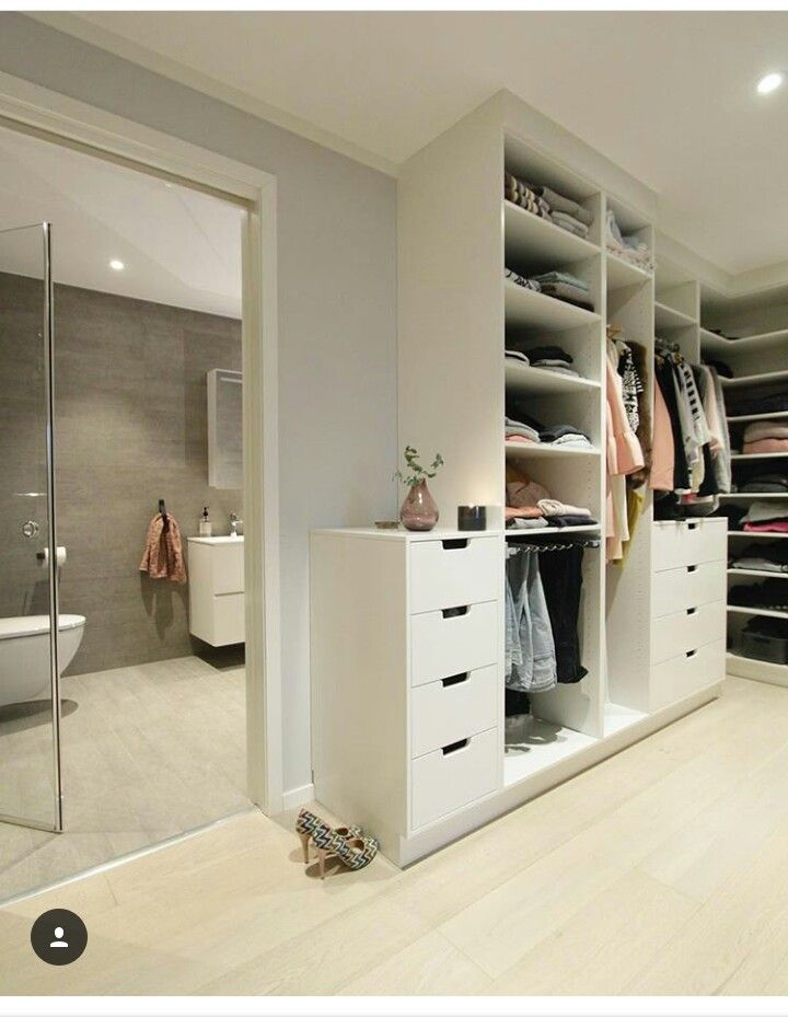 Pin by vs on bedroom Pinterest Dressing room, Bedrooms and Room