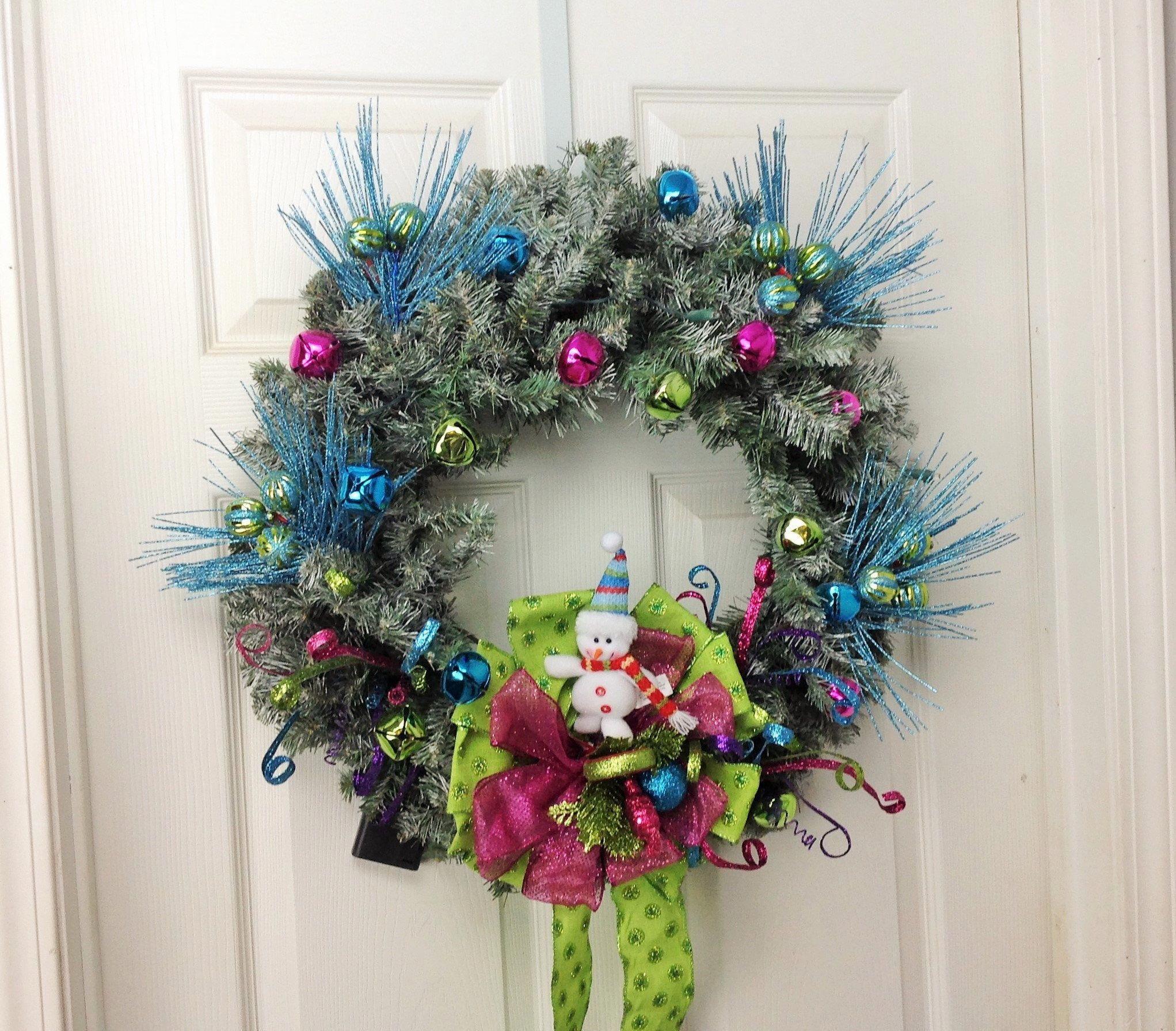 Christmas Wreath Making Workshop 2018 Near Me Christmas Music Glee