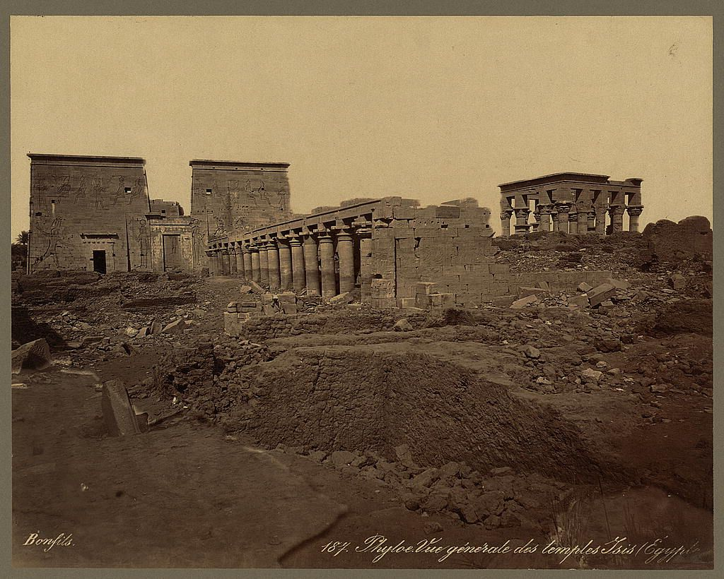 Photos+of+Ancient+Egyptian+Monuments+More+Than+100+Years+Ago+(25).jpg 1024×820 pikseliä