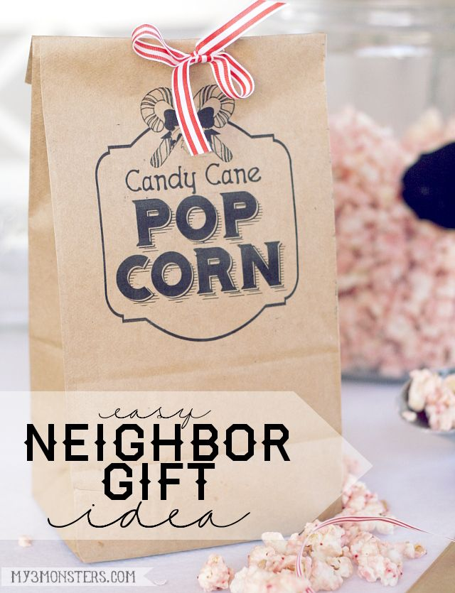 Ideas for neighbors christmas gifts