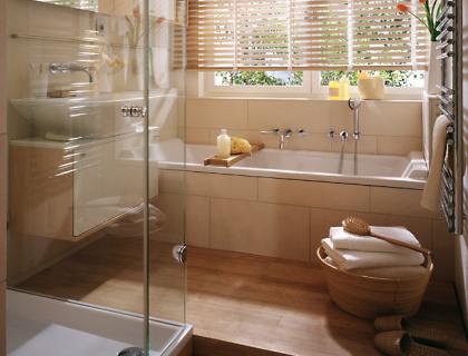 Neue Raumaufteilung fürs Badezimmer - Kleiner Raum ...