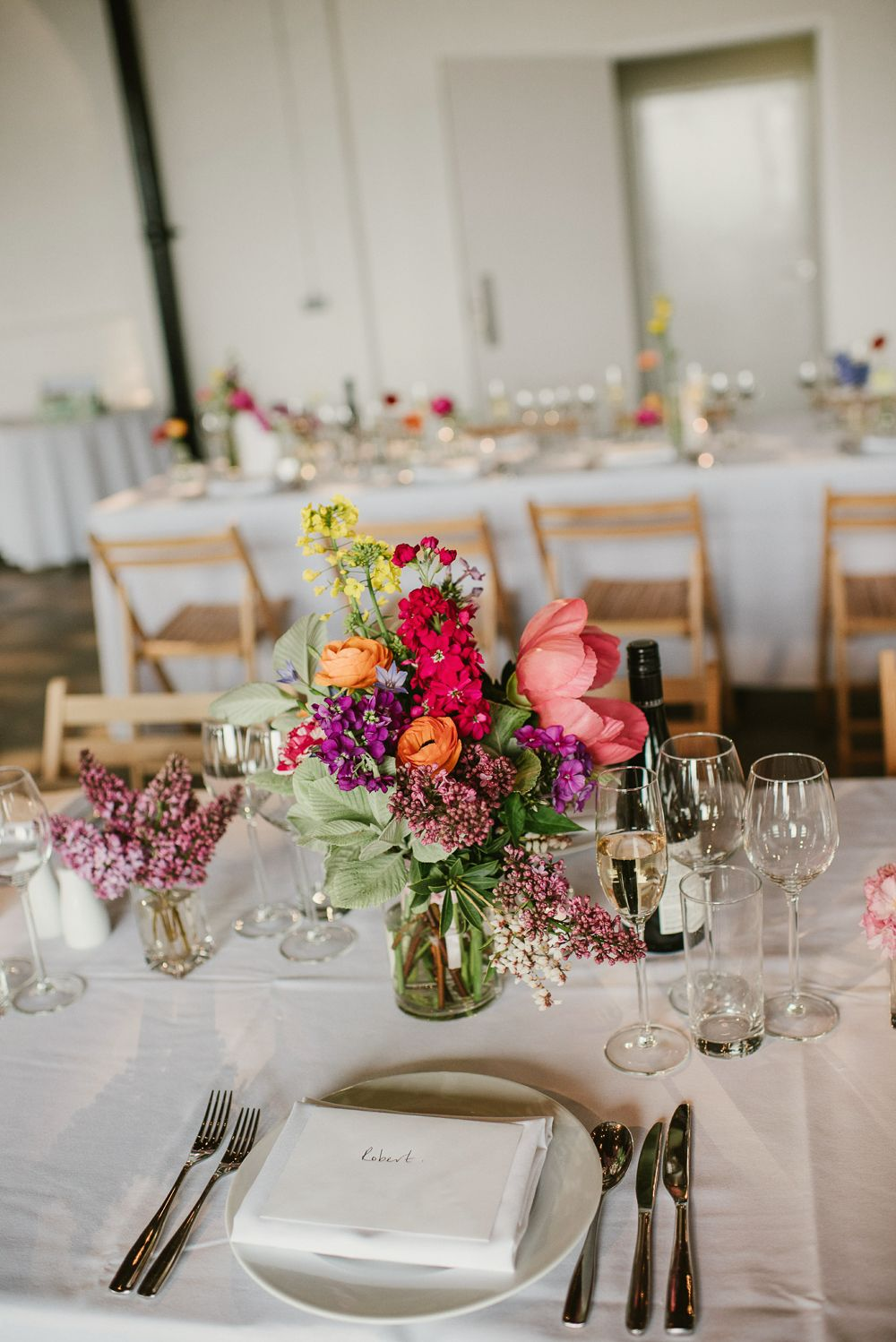 Riverside London Wedding with an Abundance of Colourful Flowers | Whimsical Wonderland Weddings