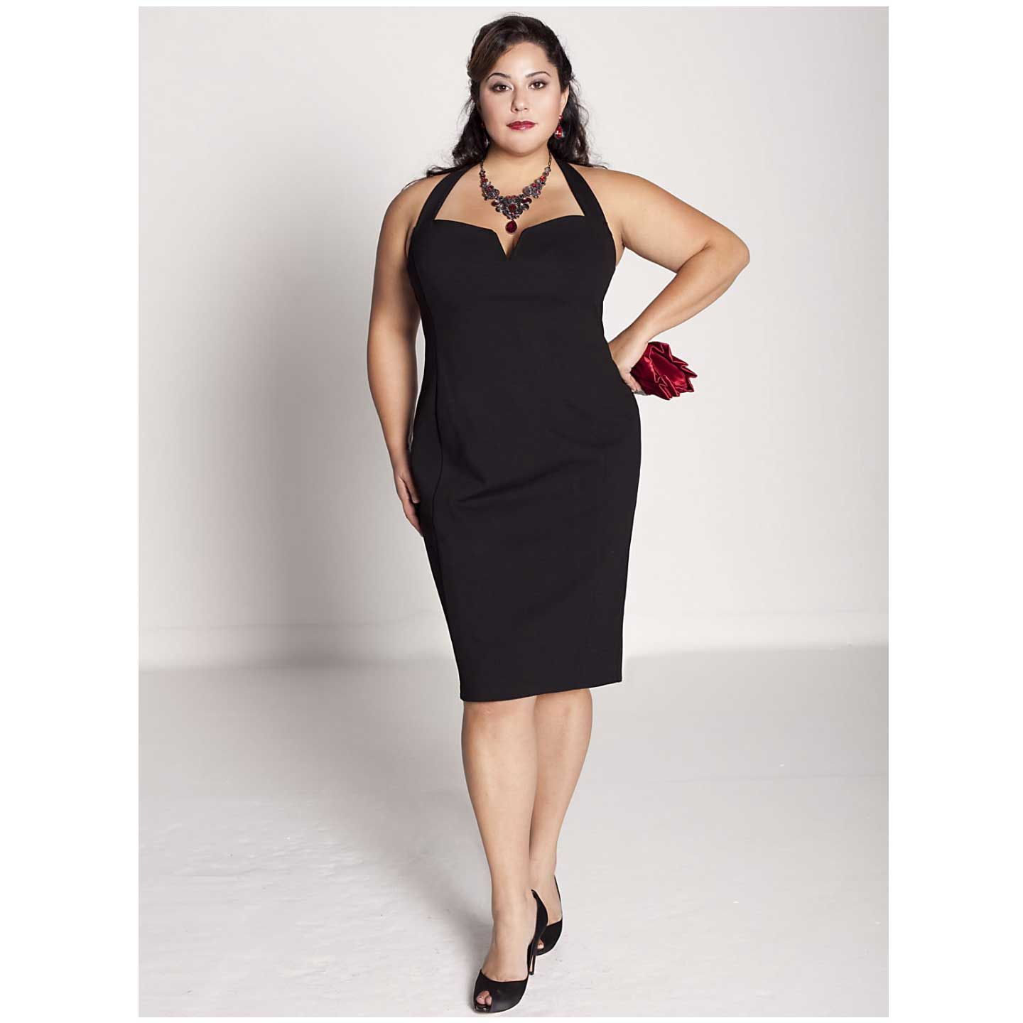 Plus Size Party Dresses | Cheap Plus Size Cocktail Dresses That ...