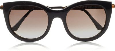 Thierry Lasry Lively oversized cat eye frames