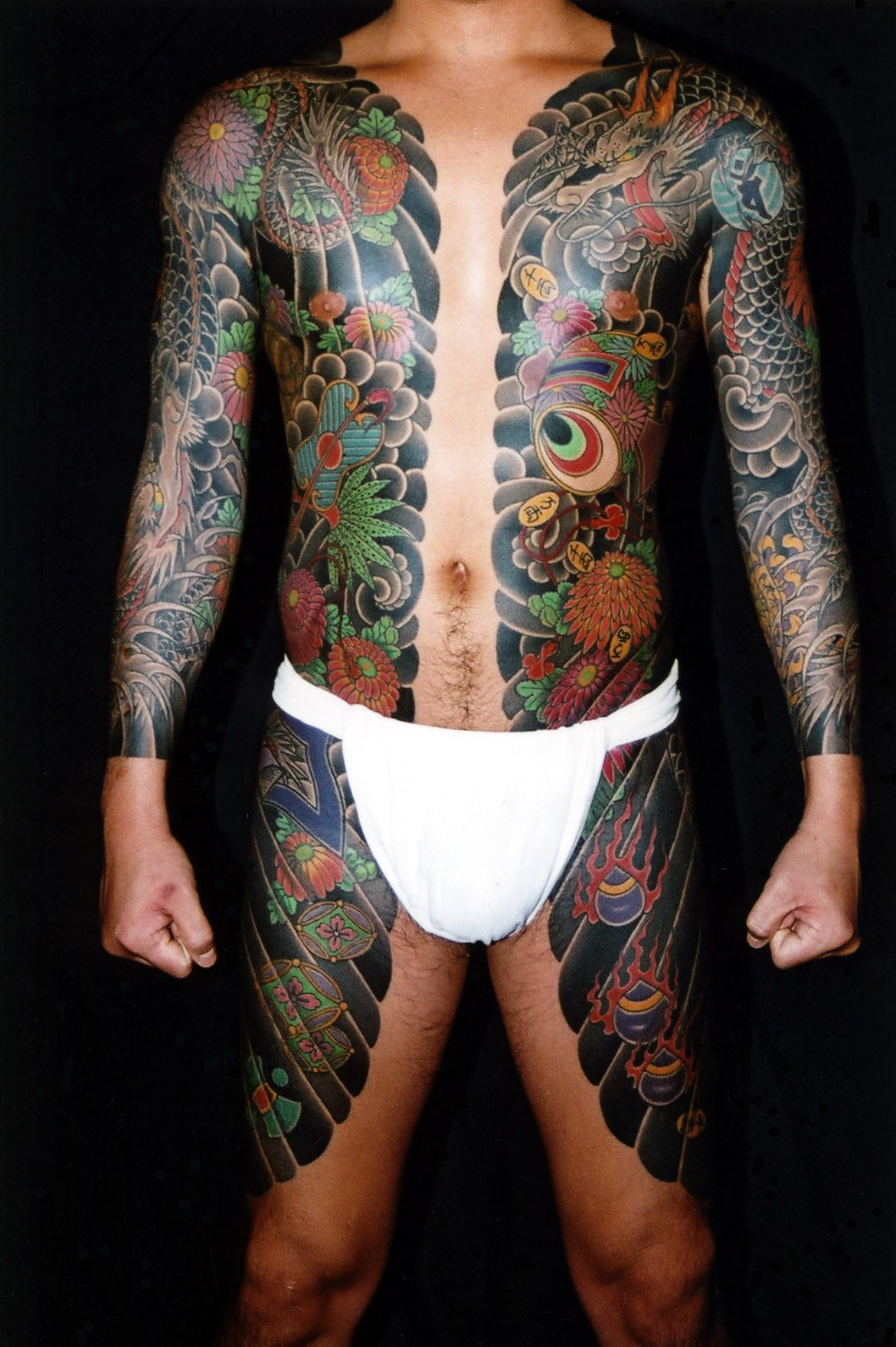 Takara Zukushi By HORI YASU   Tattoo   Yakuza tattoo ...