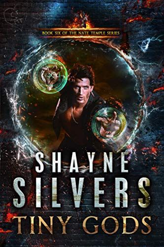 Uncaged Review Tiny Gods by Shayne Silvers Paranormal