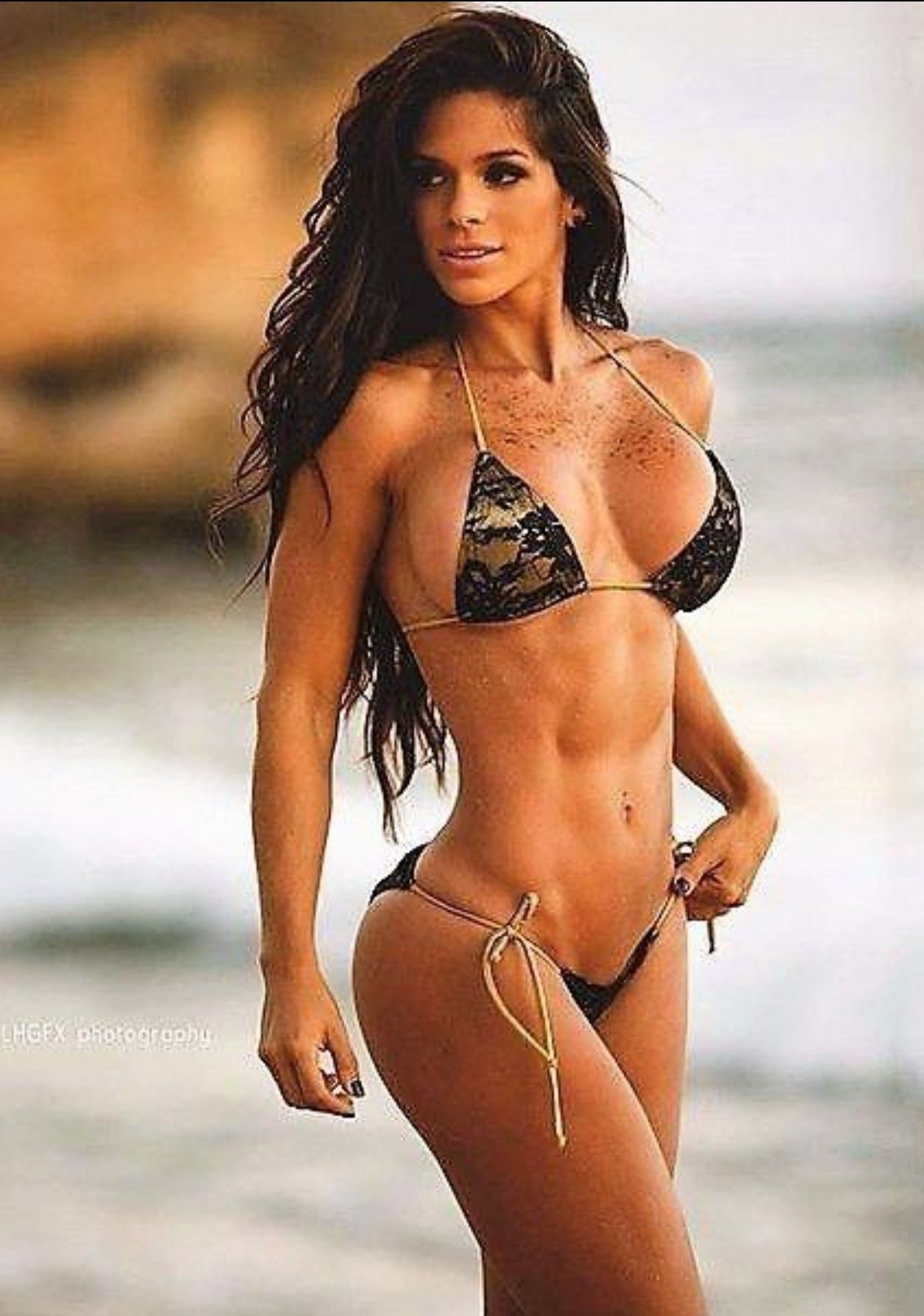 Pin By Lee Graeber On Michelle Lewin Michelle Lewin Ripped