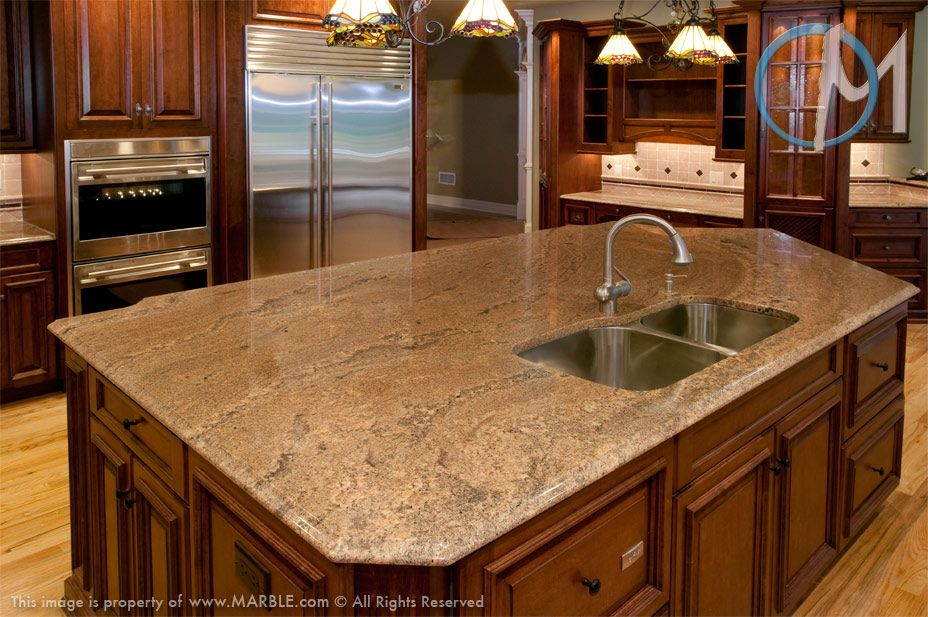 The Deep And Rich Veining Of Juparana Golden Vyara Is On