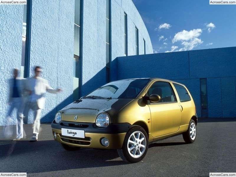 Renault Twingo 2002 City Car Cars Car