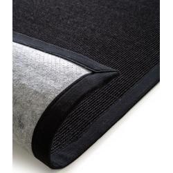Photo of benuta Teppich Sisal Schwarz 300×400 cm – Naturfaserteppich aus Sisal benuta