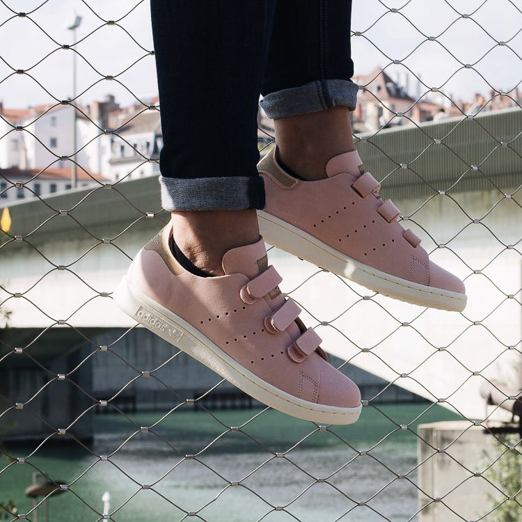 Sneakers femme Stan Smith OP CF (©nakedcph)   Baskets