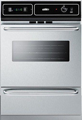 Summit Ttm7212bkw Kitchen Cooking Range Stainless Steel Best Value On Walloven