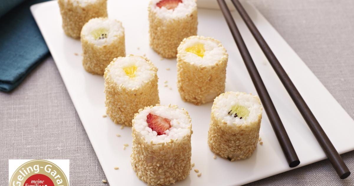 Photo of Sweet sushi