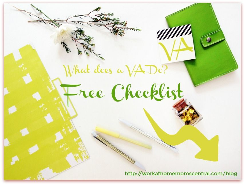 What Does a Virtual Assistant Do? Virtual assistant