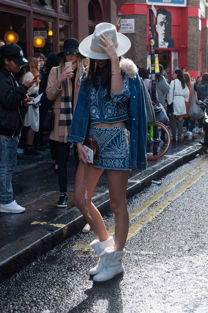 Fashion Week Street Style Spring 2016   POPSUGAR Fashion