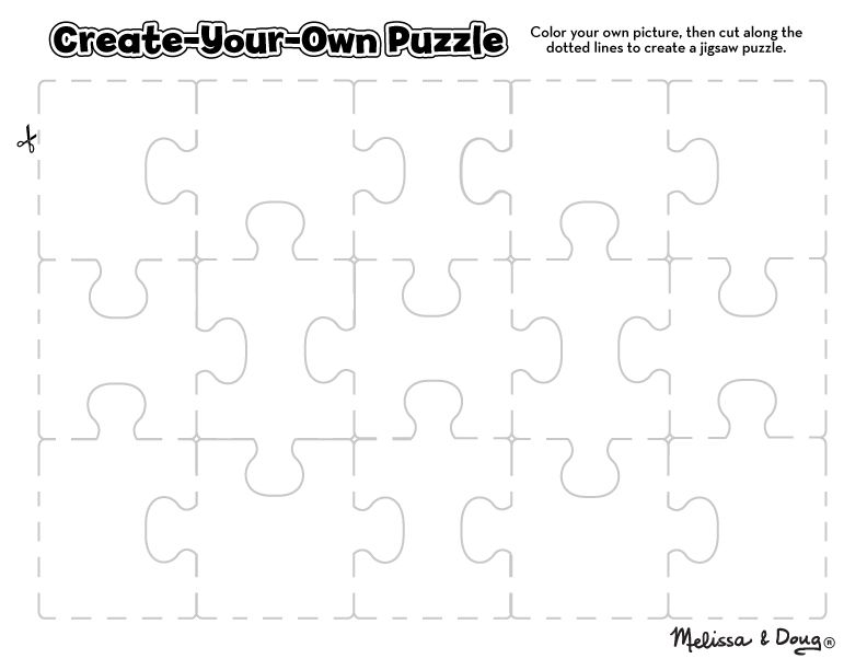 Revered image throughout make a puzzle from a picture printable