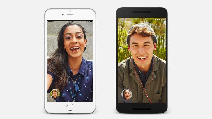 And Video Chat With Any Friend On Any Mobile Platform With Duo Video Chat App Facetime Video Chatting