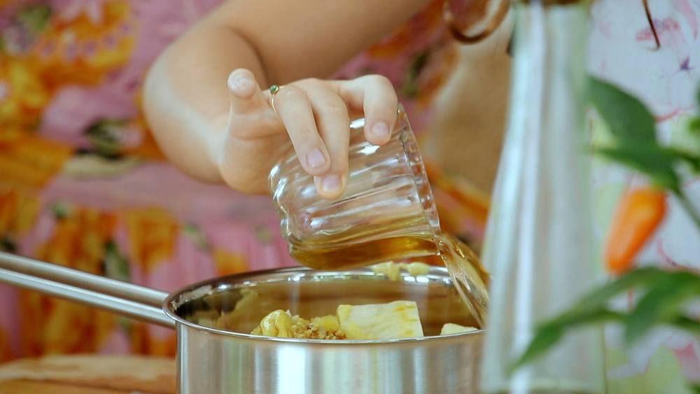 Molho Barbecue De Abacaxi Receita Da Receitas Barbecue E Molhos