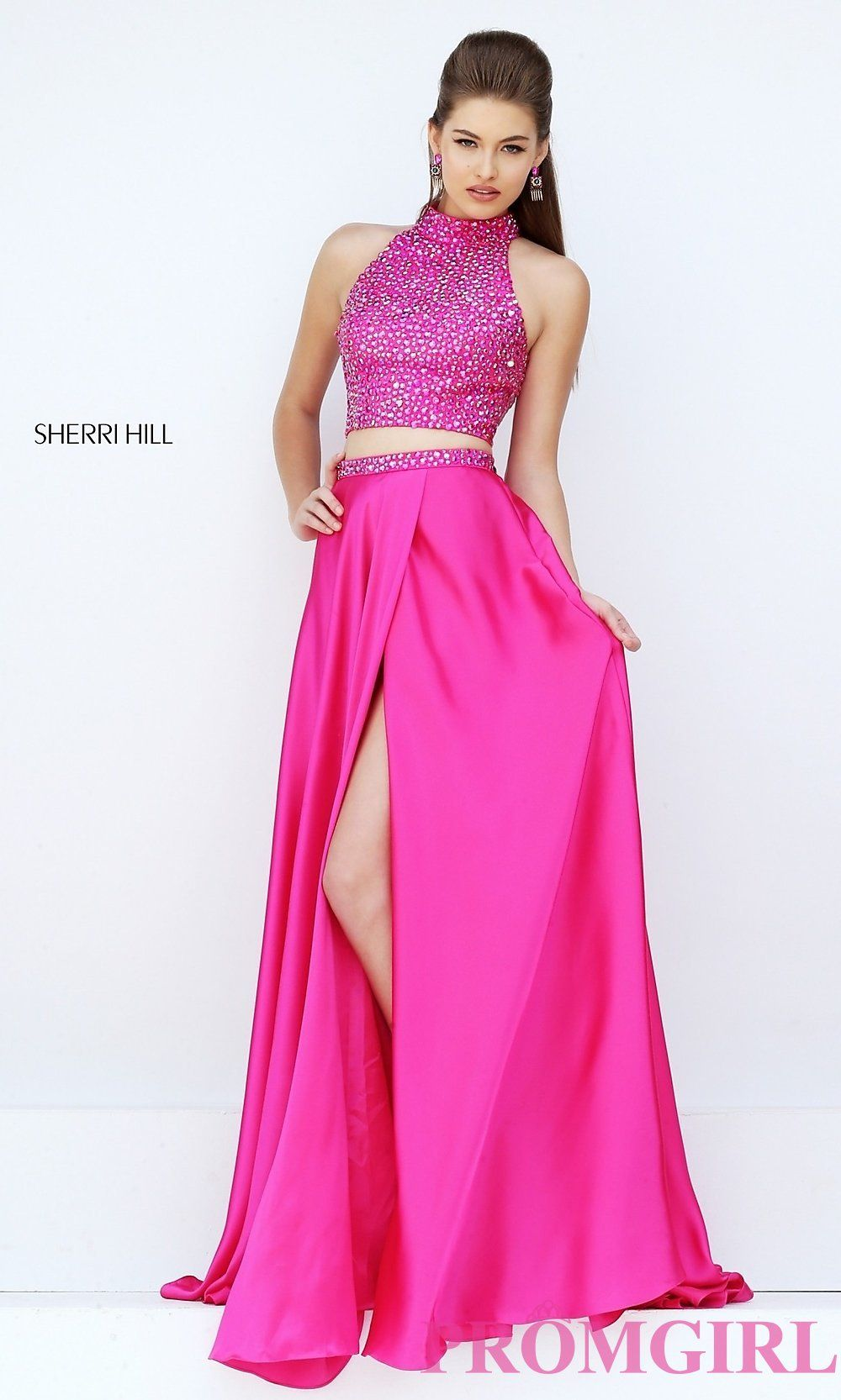 Prom Dresses, Celebrity Dresses, Sexy Evening Gowns: Long High Neck ...
