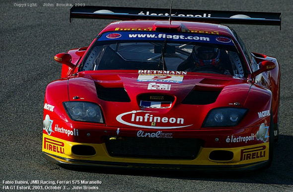 Ferrari 575 Gtc Maranello Race Cars Cz3 Pinterest Ferrari And