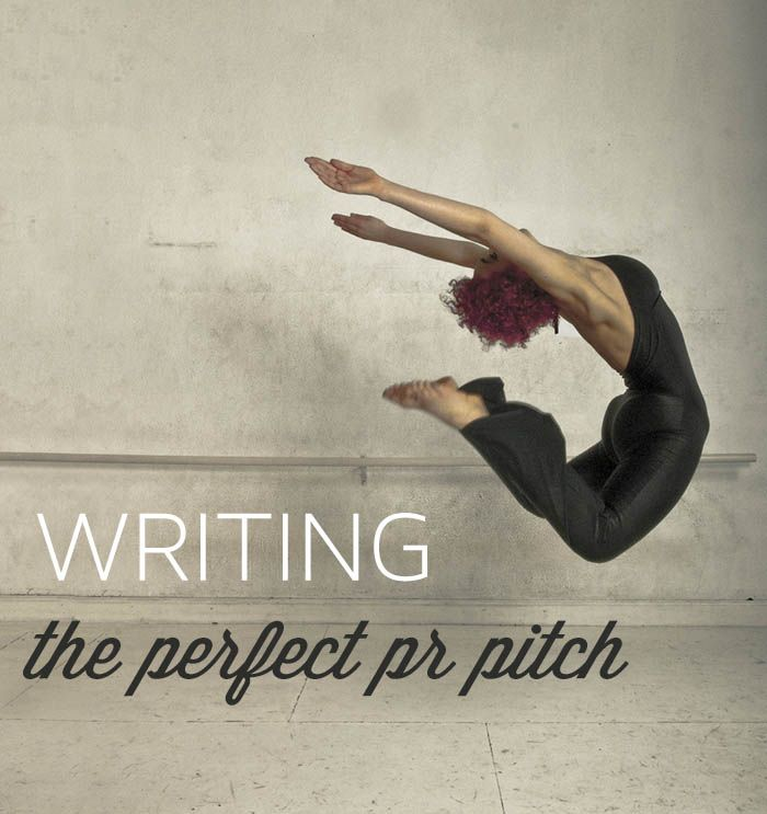 Read to Write the Perfect Media Pitch