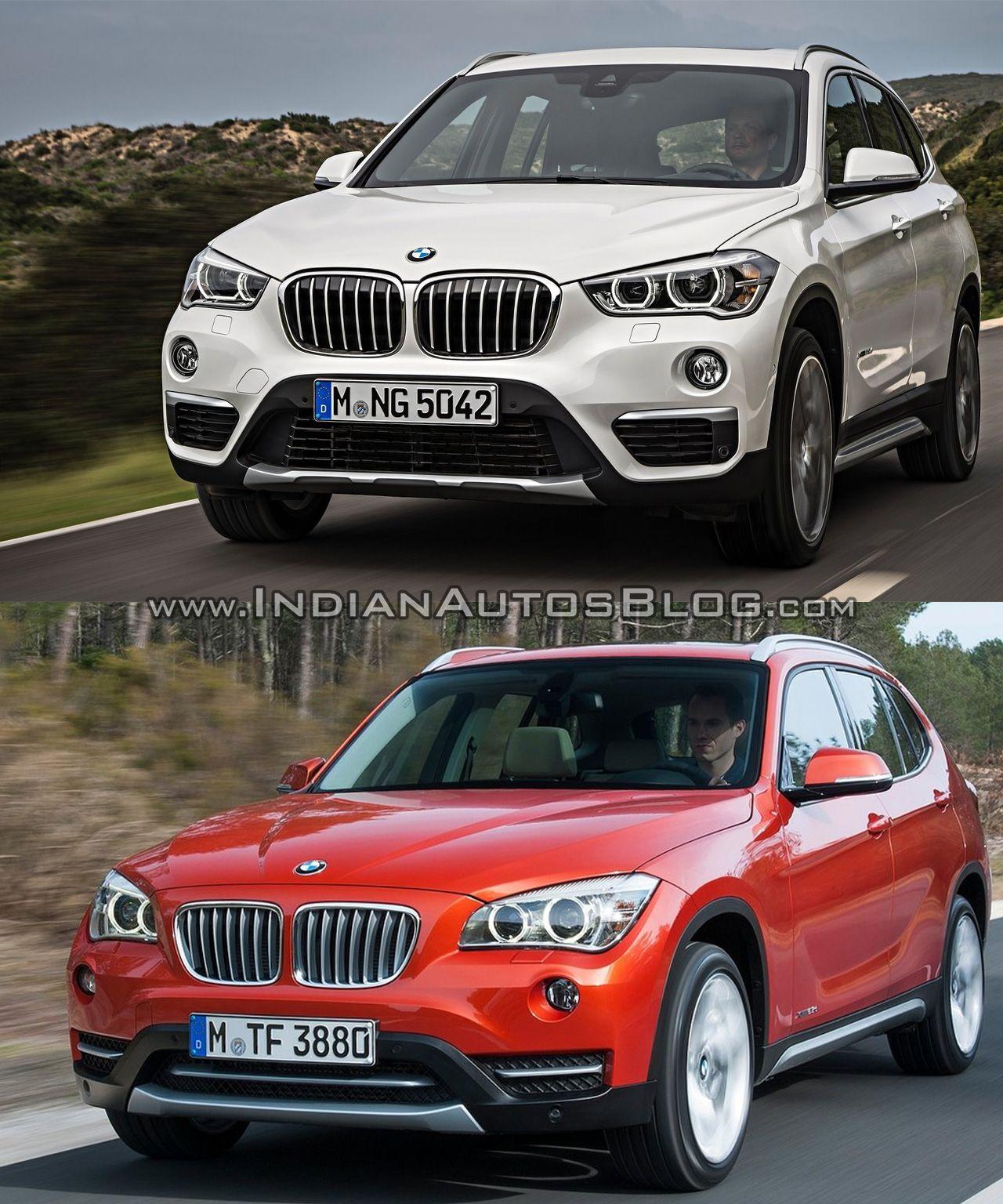 2016 BMW X1 vs 2014 BMW X1 Old vs New Bmw, Bavarian